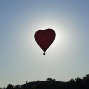 Индивидуальный полет «Сердце»